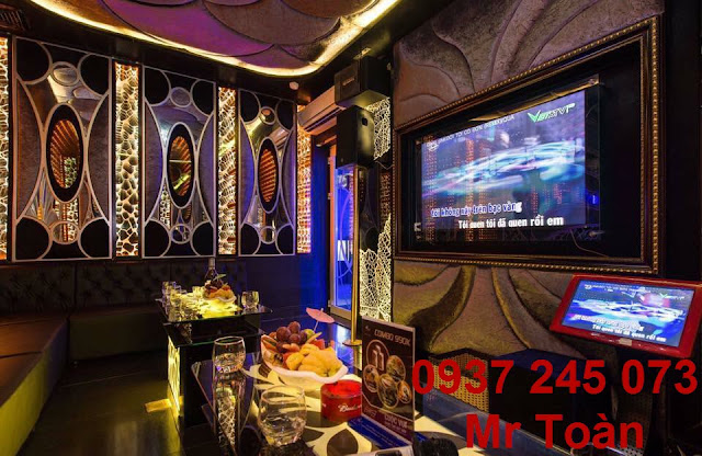 cách âm phòng karaoke tại Dakmin