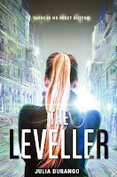 The Leveller by Julia Durango book cover and review
