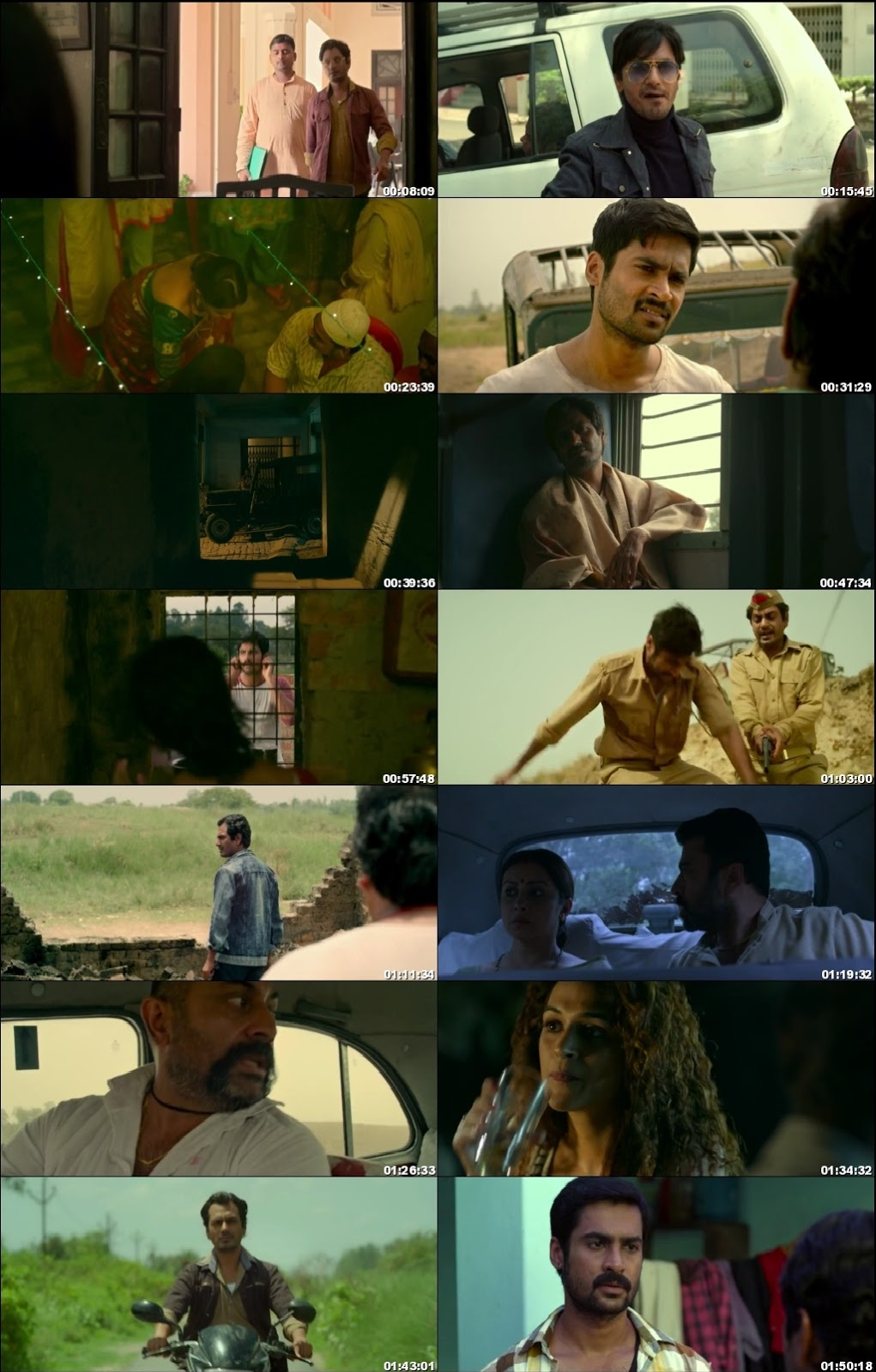 Screen Shot Of Babumoshai Bandookbaaz 2017 Full Movie Free Download HD 720P Watch Online
