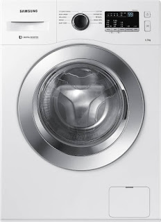 Samsung WW65M206L0W/TL 6.5 kg Fully Automatic Front Load Washing Washing Machine
