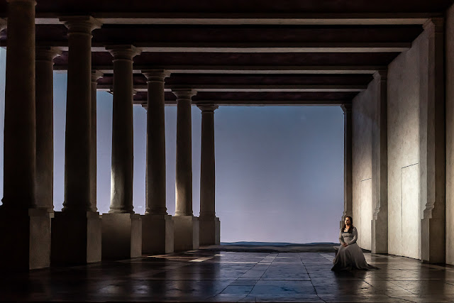 Verdi: Simon Boccanegra - Hrachuhi Bassenz - Royal Opera (© 2018 ROH. Photograph by Clive Barda)