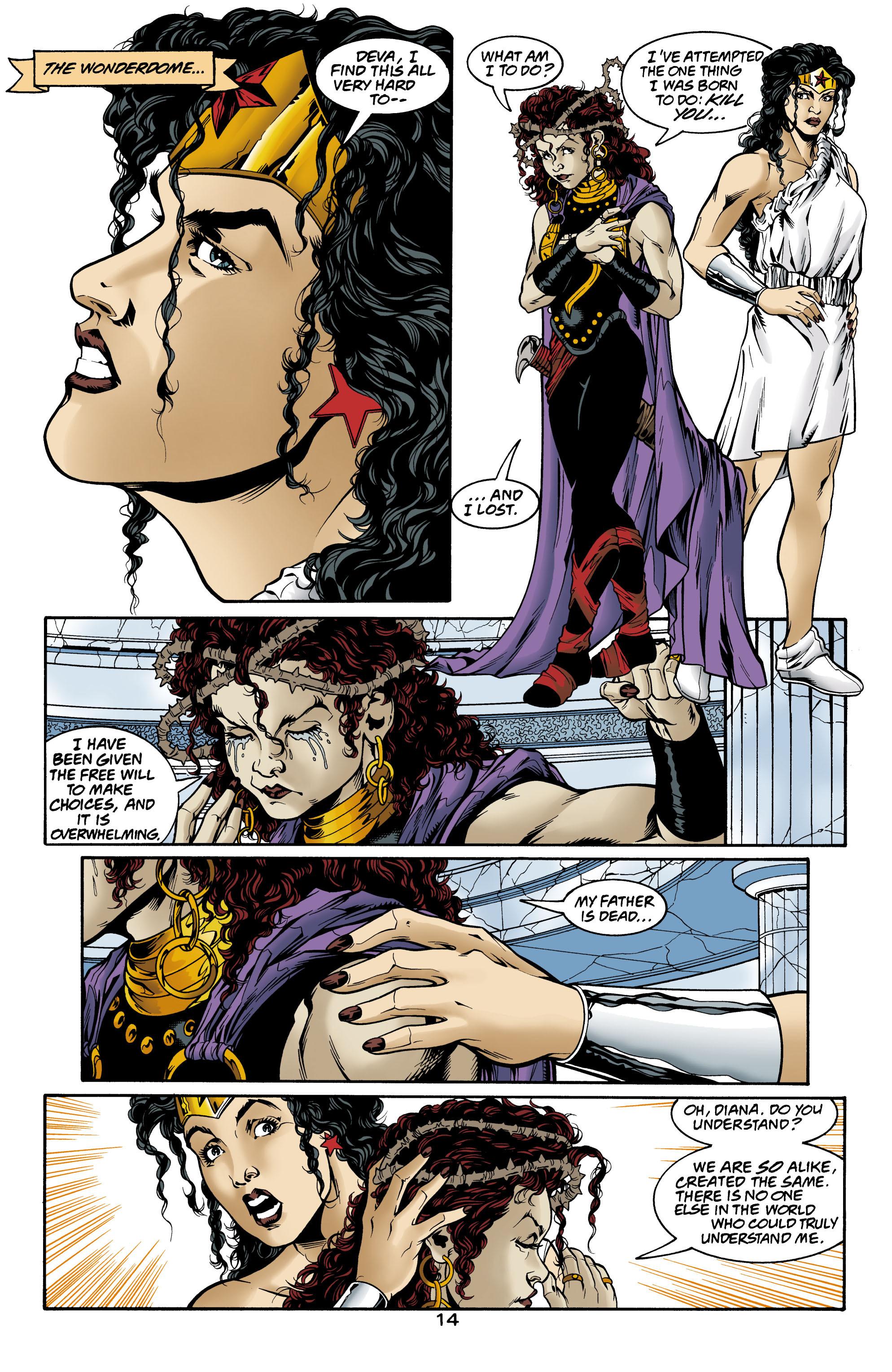 Read online Wonder Woman (1987) comic -  Issue #156 - 15