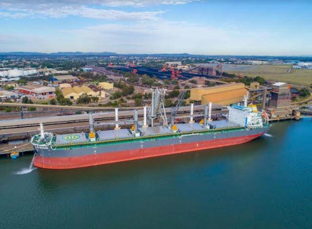 Το πρώτο φορτηγό πλοίο στον κόσμο που κινείται με αιολική ενέργεια είναι Ελληνόκτητο