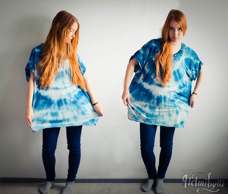 t-paidasta-mekko-ompelematta