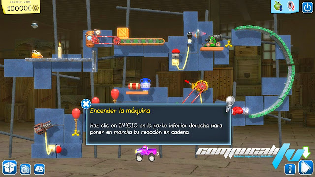 Crazy Machines Golden Gears PC Full Español