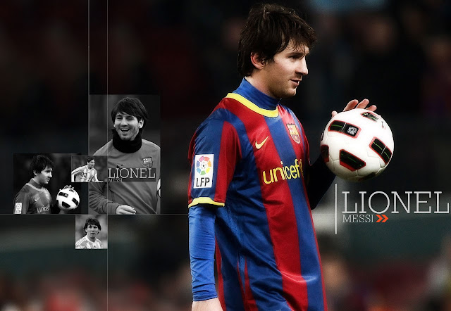 wallpaper leonel messi