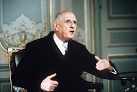 Charles de Gaulle en 1968