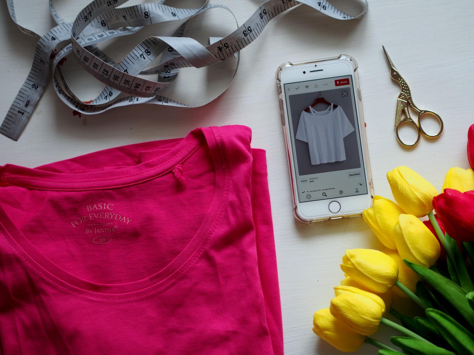DIY: 4 tipy ako pretvoriť obyčajné tričko na originálny kúsok  // 4 ways to repurpose an old t-shirt