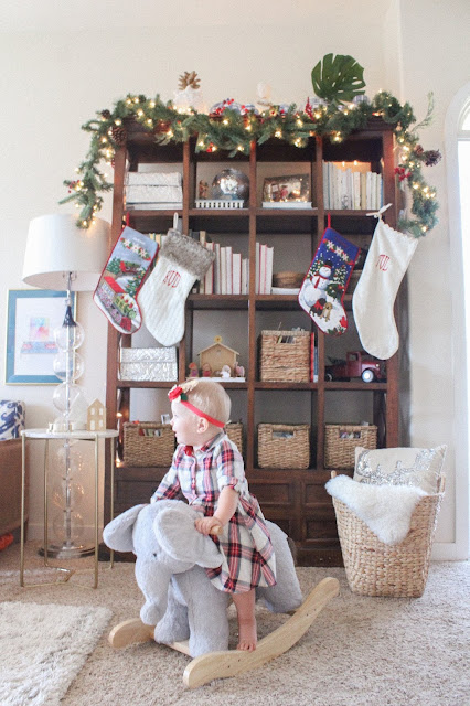 small space Christmas