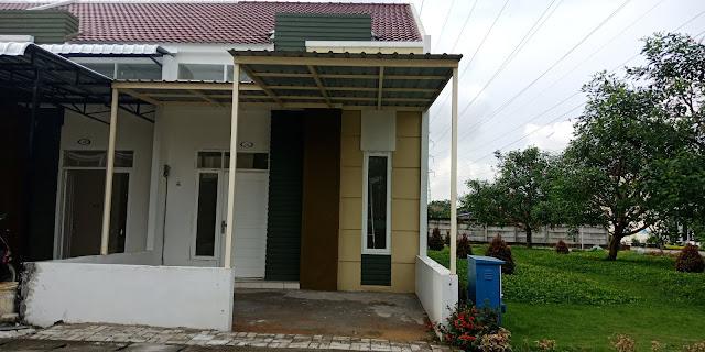 Jual Rumah Tipe Pine Di Green Park Jl. STM Kampung Baru Medan Sumatera Utara - 081283838397