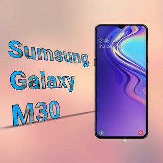 Sumsung Galaxy M-30, Sumsung Galaxy M-30 Price In India