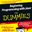 Beginning Programming with Java FOR DUMmIES E-Book PDF Download - Jobs, Exams, Tests: Books, Materials, Notes PDFs PPTs Download