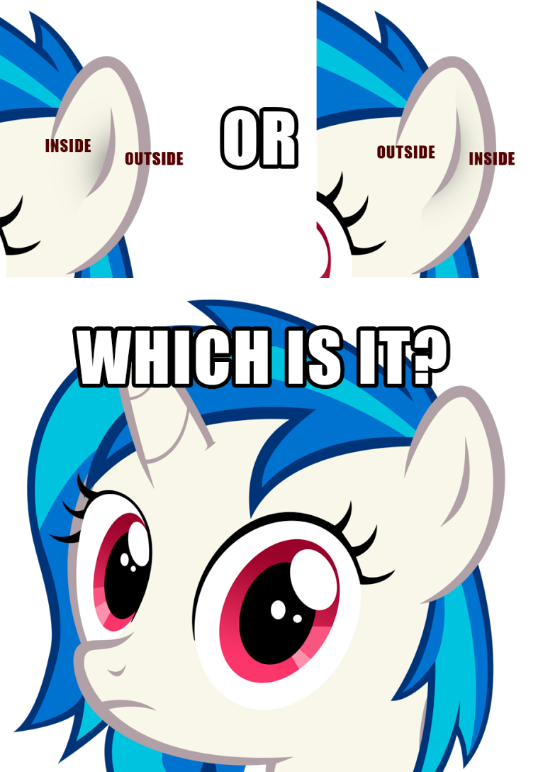 equestria daily mlp stuff discussion pony ears how do they work