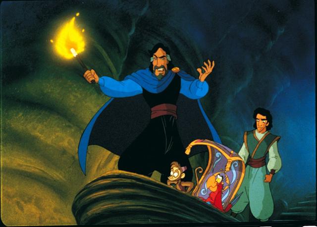 Hình ảnh phim Aladdin Và Vua Trộm