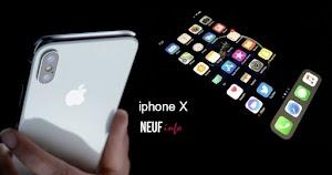 هاتف iphone X نظرة شاملة