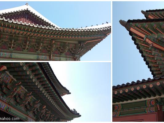 Gyeongbokgung, pala menneisyyttä Soulin keskellä