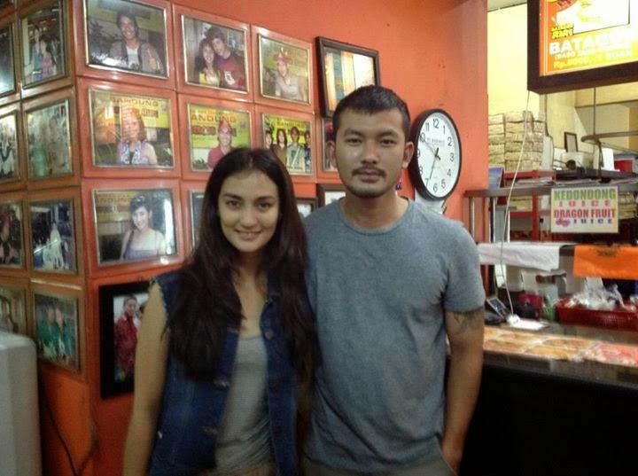 Rio Dewanto dan Atiqah Hasiholan