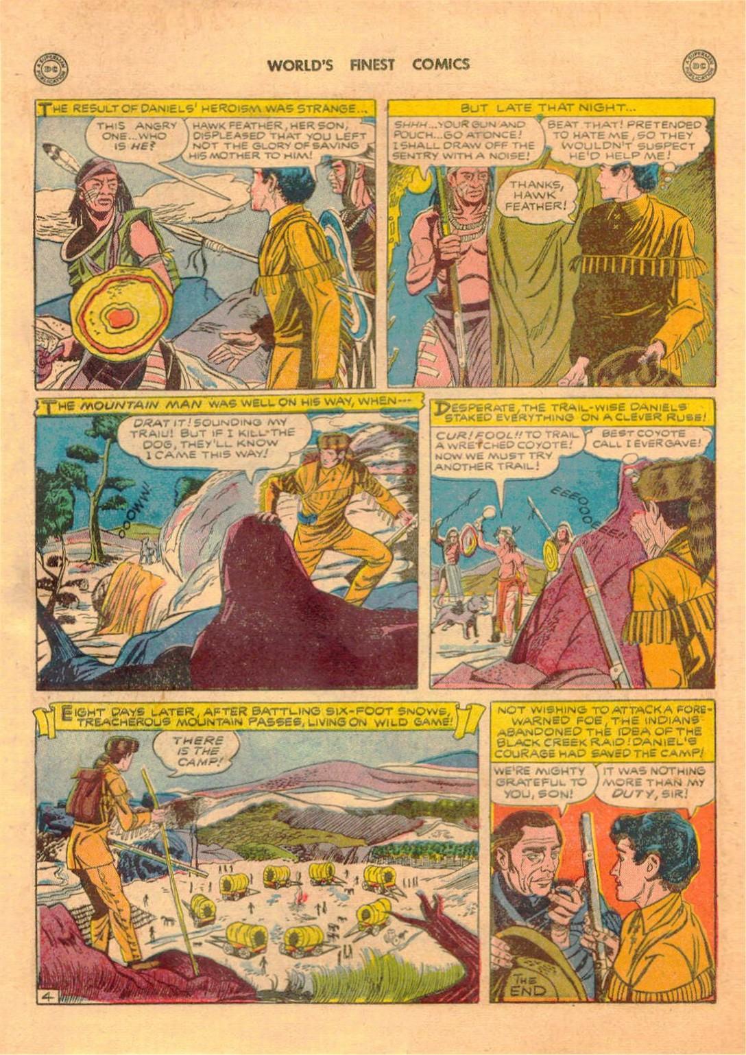 Read online World's Finest Comics comic -  Issue #42 - 51