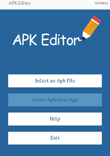 Edit any system/user apk on android