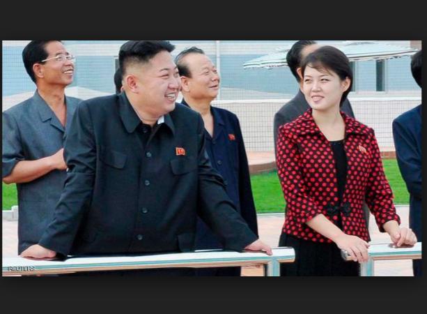 اكبر دكتاتوري عرفه العالم الحالي ...ظهور زوجة زعيم كوريا بعد غياب 7شهور لن تصدق كيف اصبحت