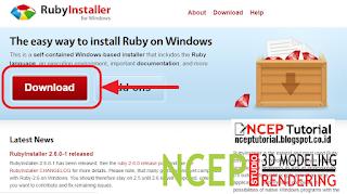 Cara download dan Install Ruby
