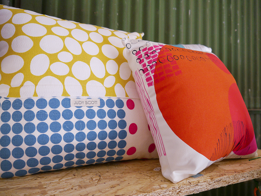 Tea Green Events, Concept Atelier, pop up shop, Dundee, The Old Flour Mill, Tea Green, Scottish design, Scottish designers, Dundee designers, Dundee bloggers, Scottish bloggers, Judy Scott, colourful design, colourful cushions