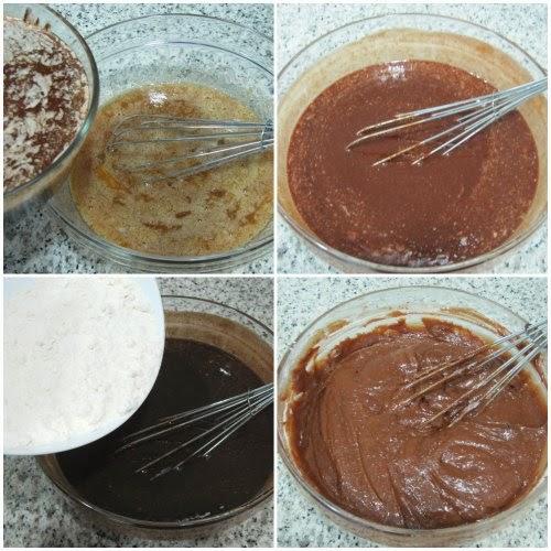 Paso a paso Receta Brownie clásico