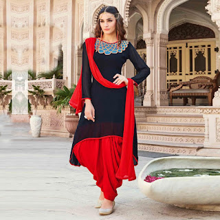 https://www.newfashionghr.com/ Patiala Salwar Kameez designs for girls 2018