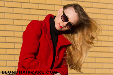 Moje włosy - marzec 2014 | Dziewięć miesięcy bez farbowania - czytaj dalej »