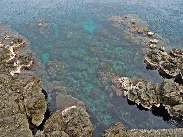 kolor morza na Krecie