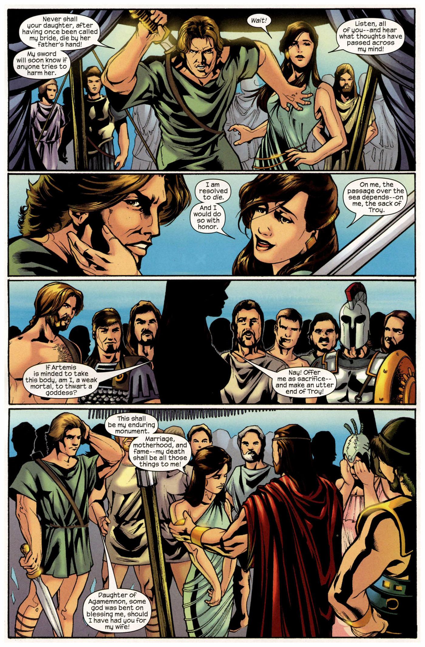 Read online Trojan War comic -  Issue #2 - 6