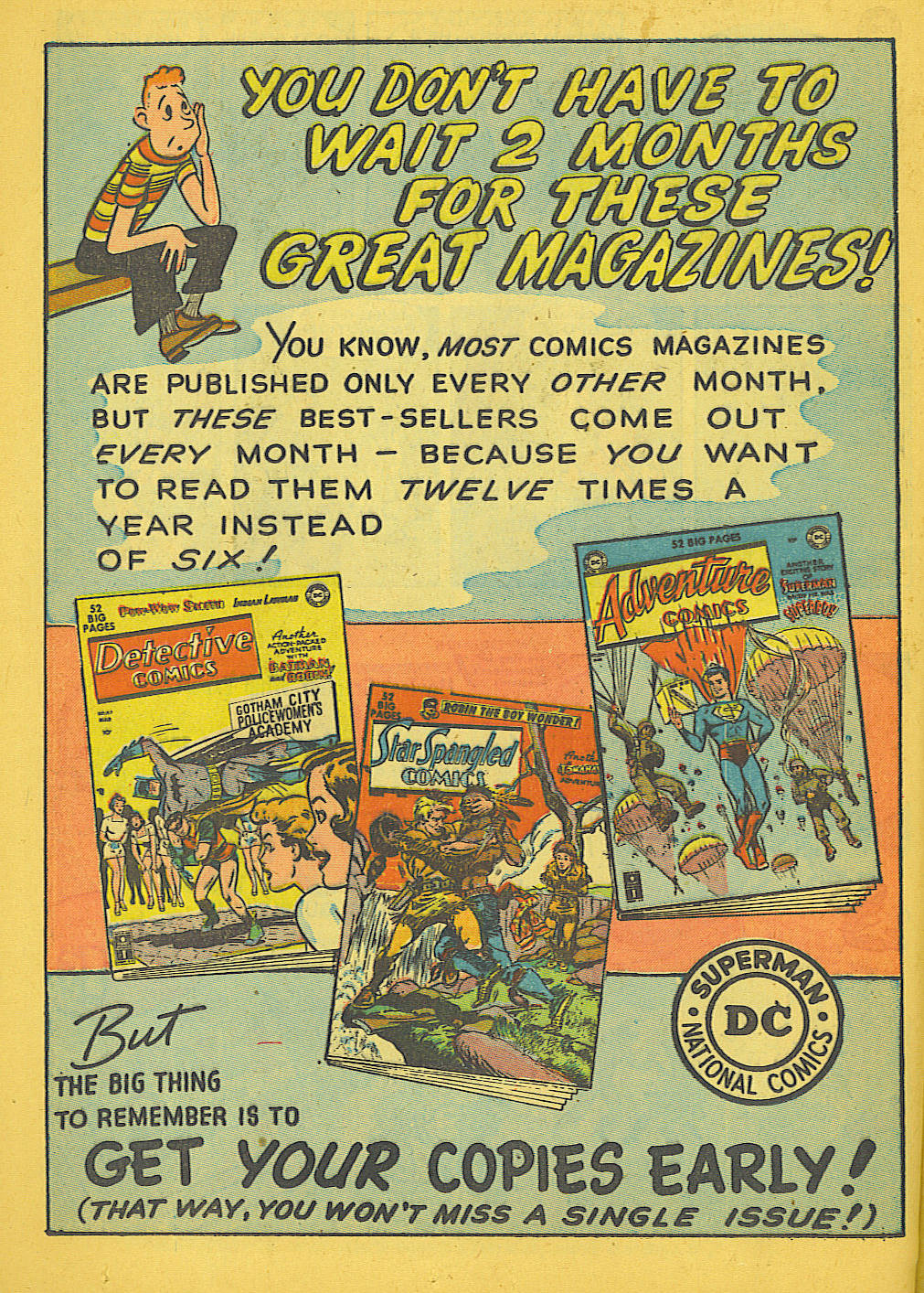 Read online Action Comics (1938) comic -  Issue #142 - 15