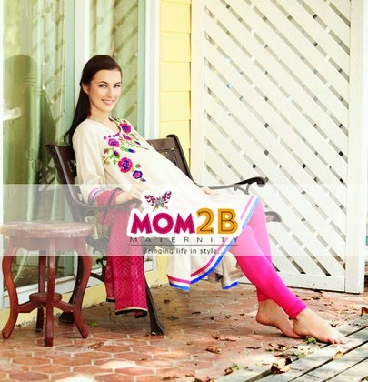 6bcbc02689 Pakistani Pregnancy Dresses   MOM2B Meternity Dresses For Pregnant Women