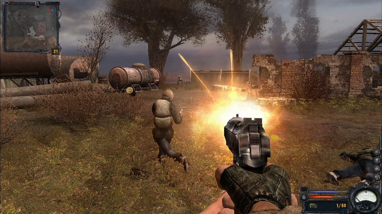 S.T.A.L.K.E.R Clear Sky Pc Game Free Download Full Version ...