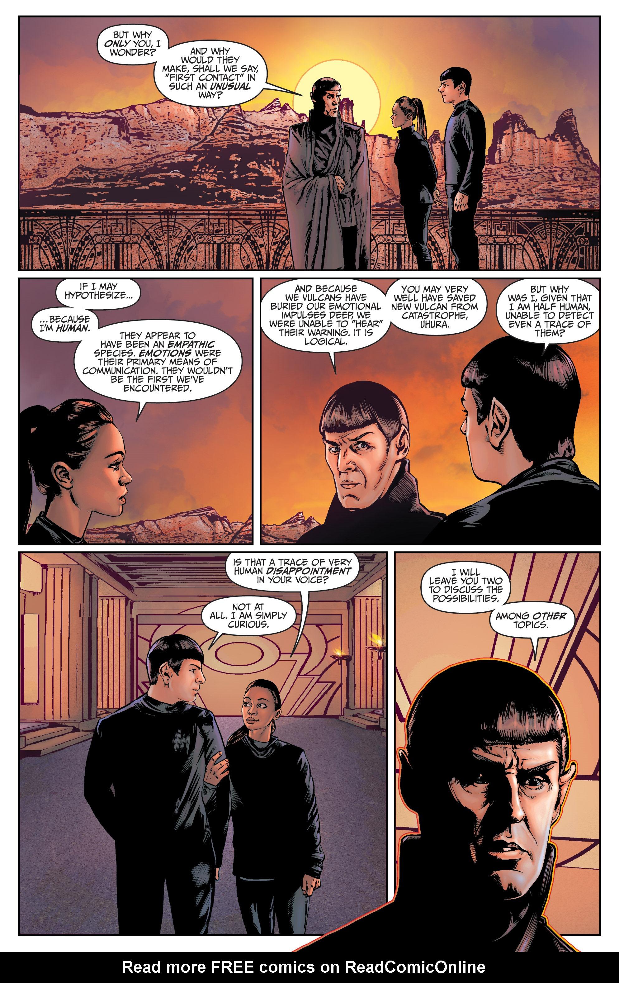 Read online Star Trek: Boldly Go comic -  Issue #9 - 21