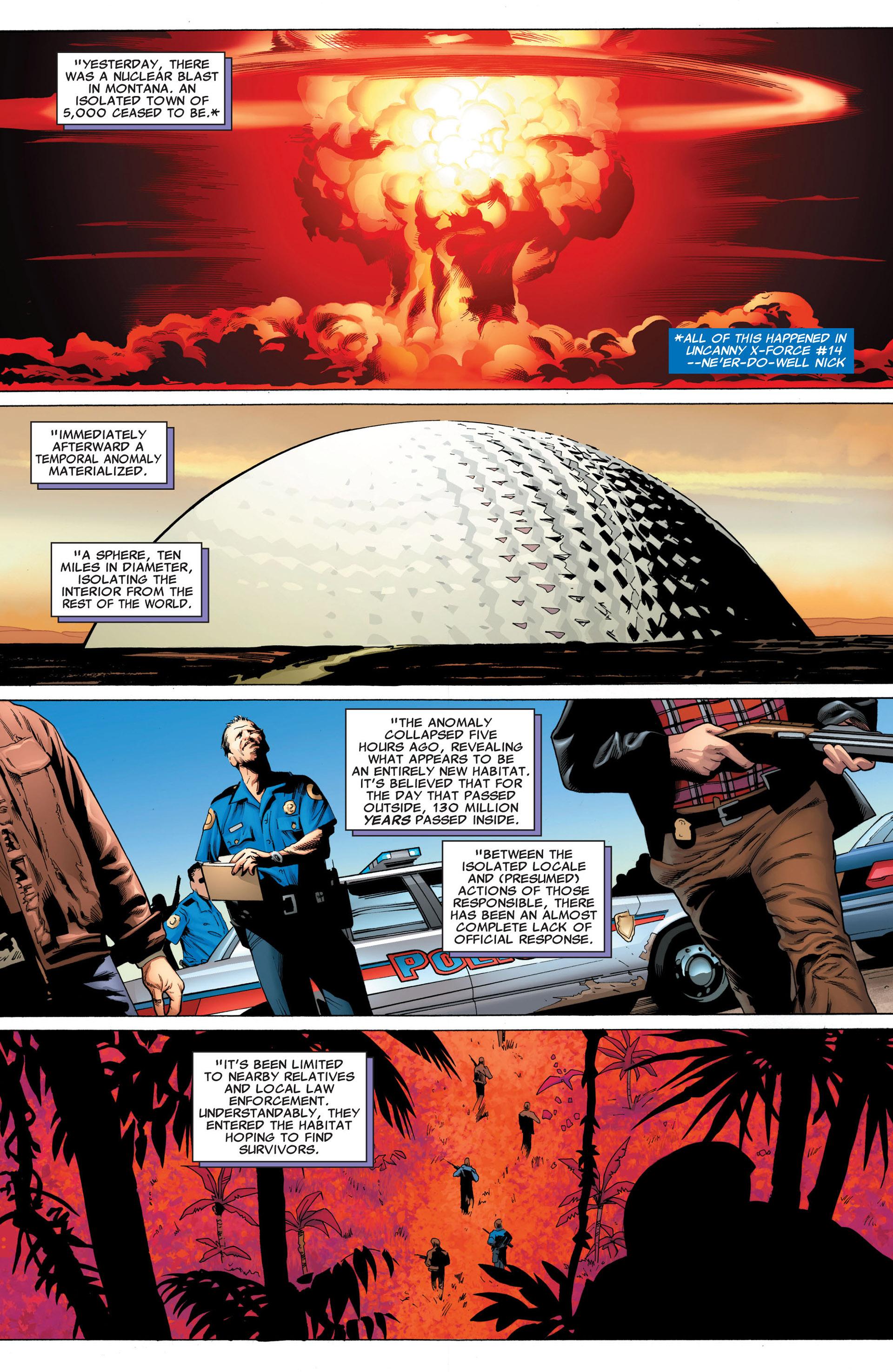 Read online Uncanny X-Men (2012) comic -  Issue #5 - 3