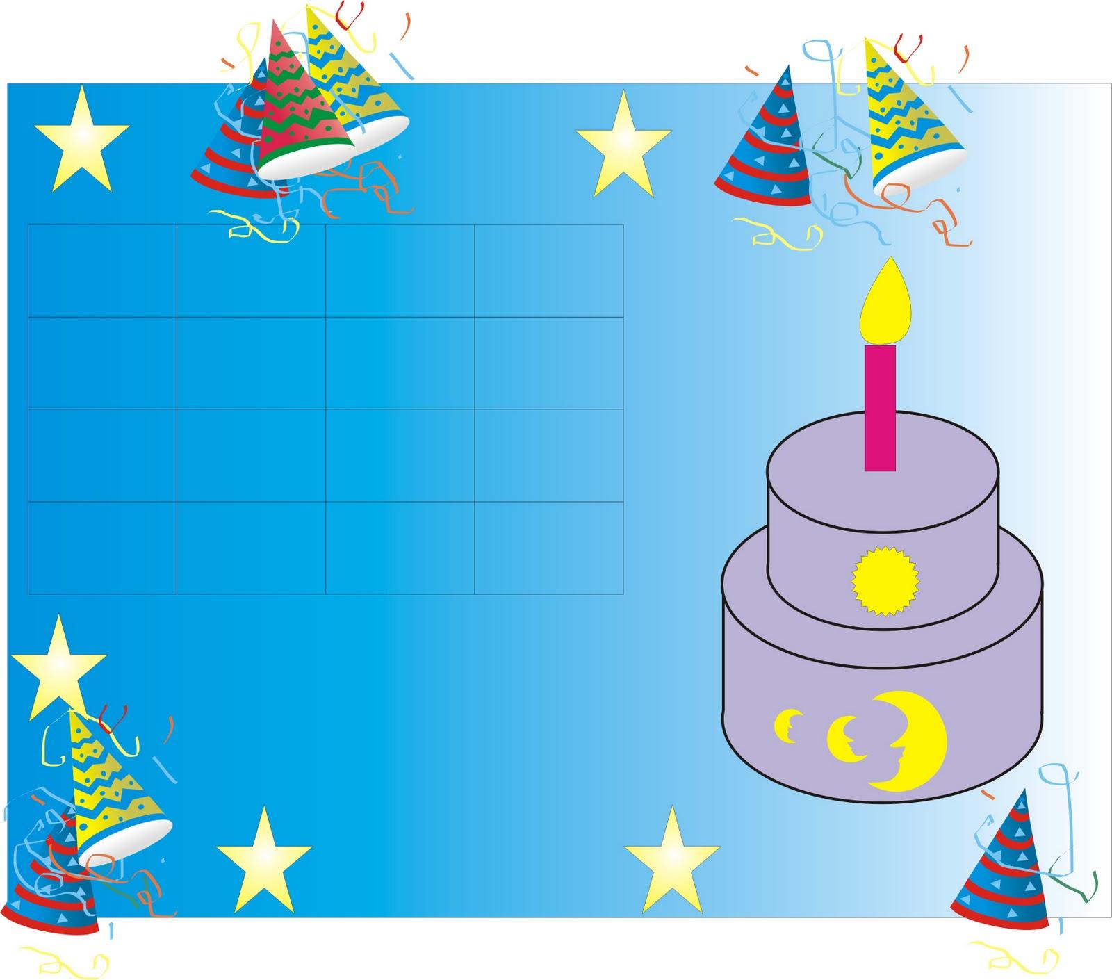 Mistareasaplicaciones Tarjeta Invitacion Cumpleaños Corel Draw