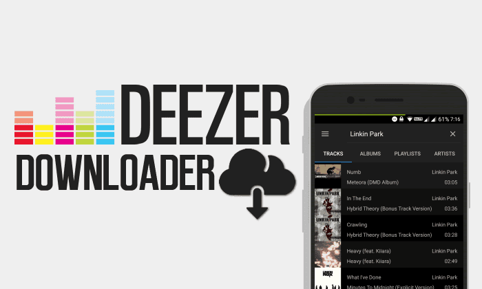 descargar deezer downloader para pc ultima version