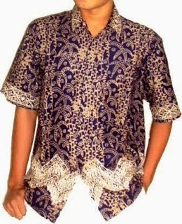 Desain Jenis Serta Wujud Batik Untuk Pria Semoga Berguna Kawan