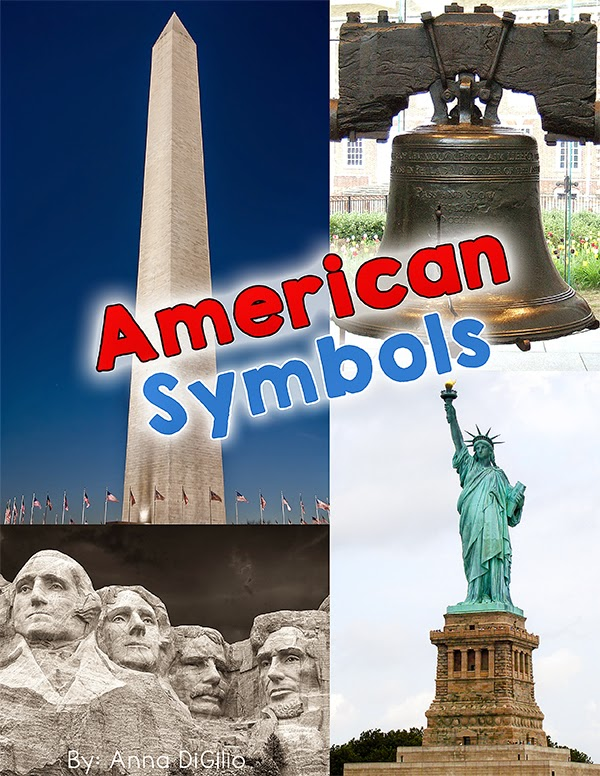 Simply Skilled in Second: U.S American Symbols = FUN TIMES!
