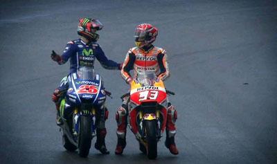 """Berseteru Di Kualifikasi, Marquez: """"Itu Hanya Sedikit Salah Paham Saja"""""""