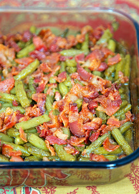 Smothered Green Beans | Plain Chicken