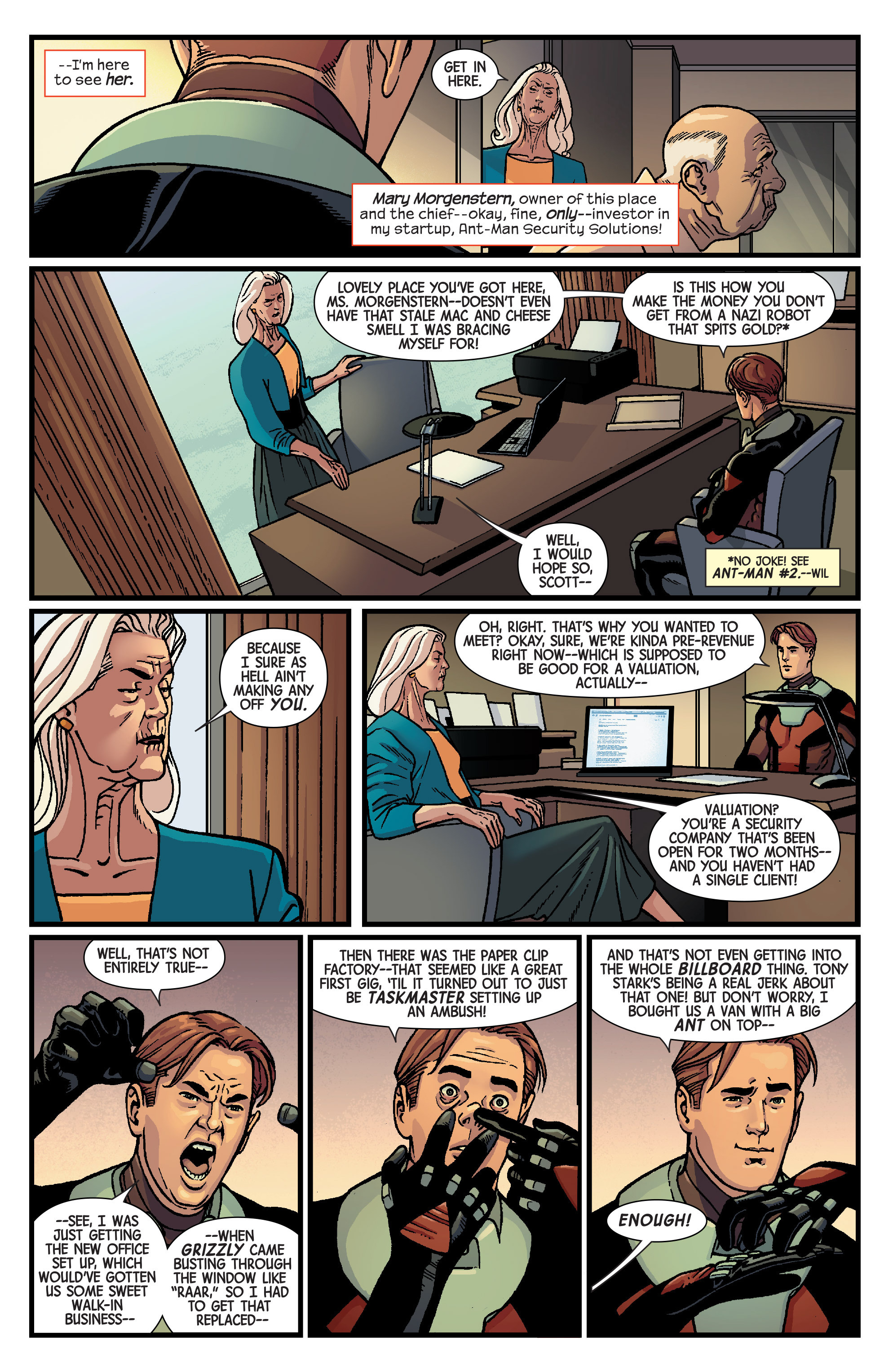 Read online Ant-Man: Last Days comic -  Issue #Ant-Man: Last Days Full - 7