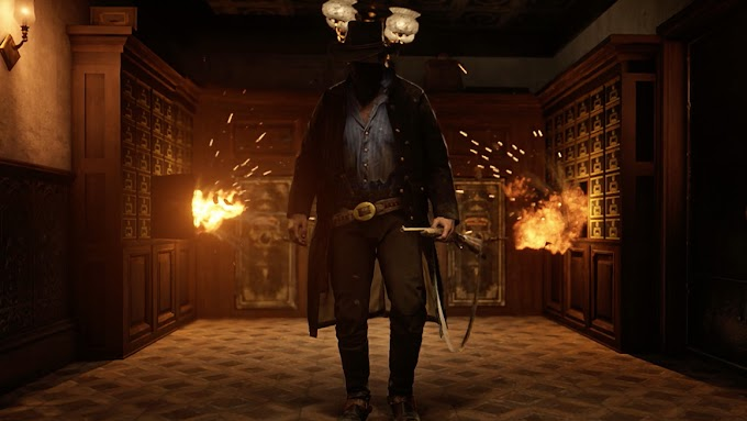 Как грабить банки и магазины в Red Dead Redemption 2