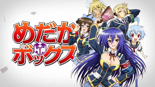 Medaka Box S1 Batch Sub Indo