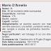 Cronaca. Mario D'Amelio, scomparso da sette mesi. A Casalvecchio di Puglia la fiaccolata