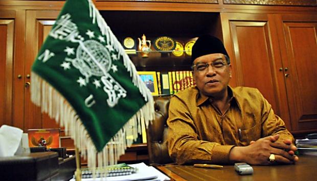 Ketua Umum PBNU Sarankan Jokowi Pilih Wakilnya yang Religus