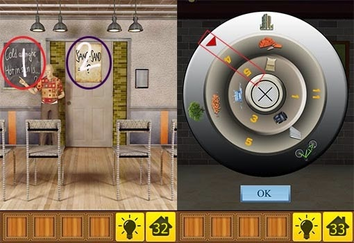 100 Doors Brain Teasers 2 Level 31 32 33 34 35 Walkthrough & Best game app walkthrough: 100 Doors Brain Teasers 2 Level 31 32 33 ...