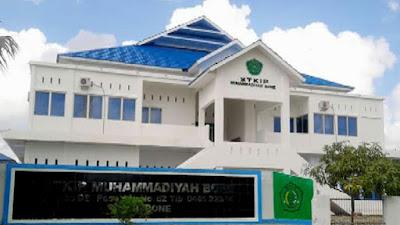 Resmi! Kini STKIP Muhammadiyah Bone Buka Prodi Pendidikan Kepelatihan Olahraga