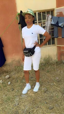 Image result for ifedayo oladepo corper in Kano
